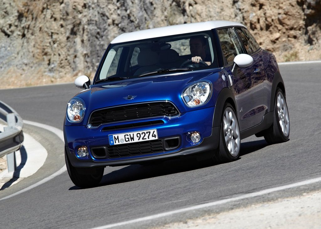 2014 Mini Paceman Front (View 2 of 10)