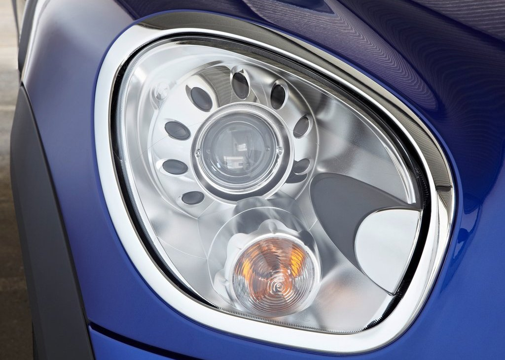 2014 Mini Paceman Head Lamp (View 3 of 10)