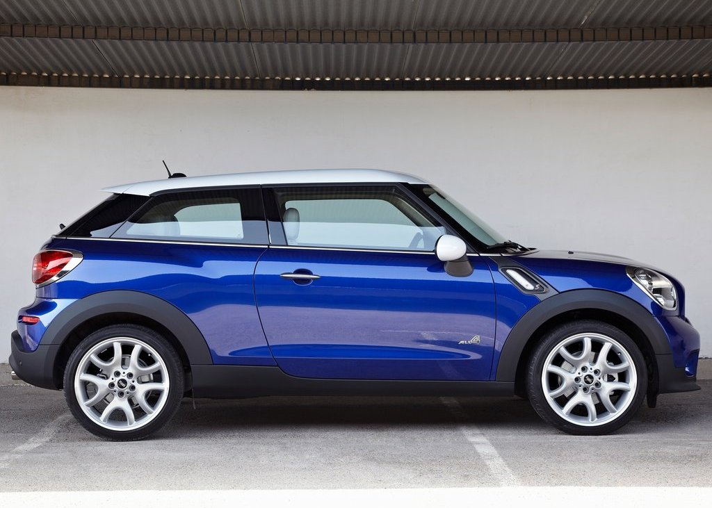 2014 Mini Paceman Side (View 6 of 10)