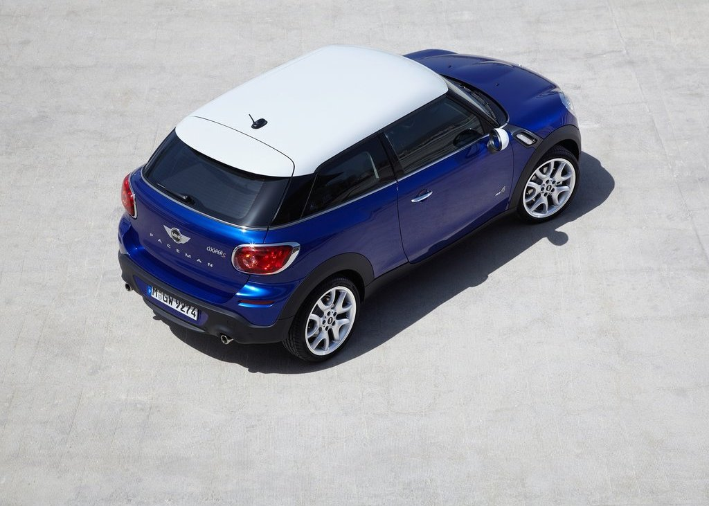 2014 Mini Paceman Top (View 8 of 10)