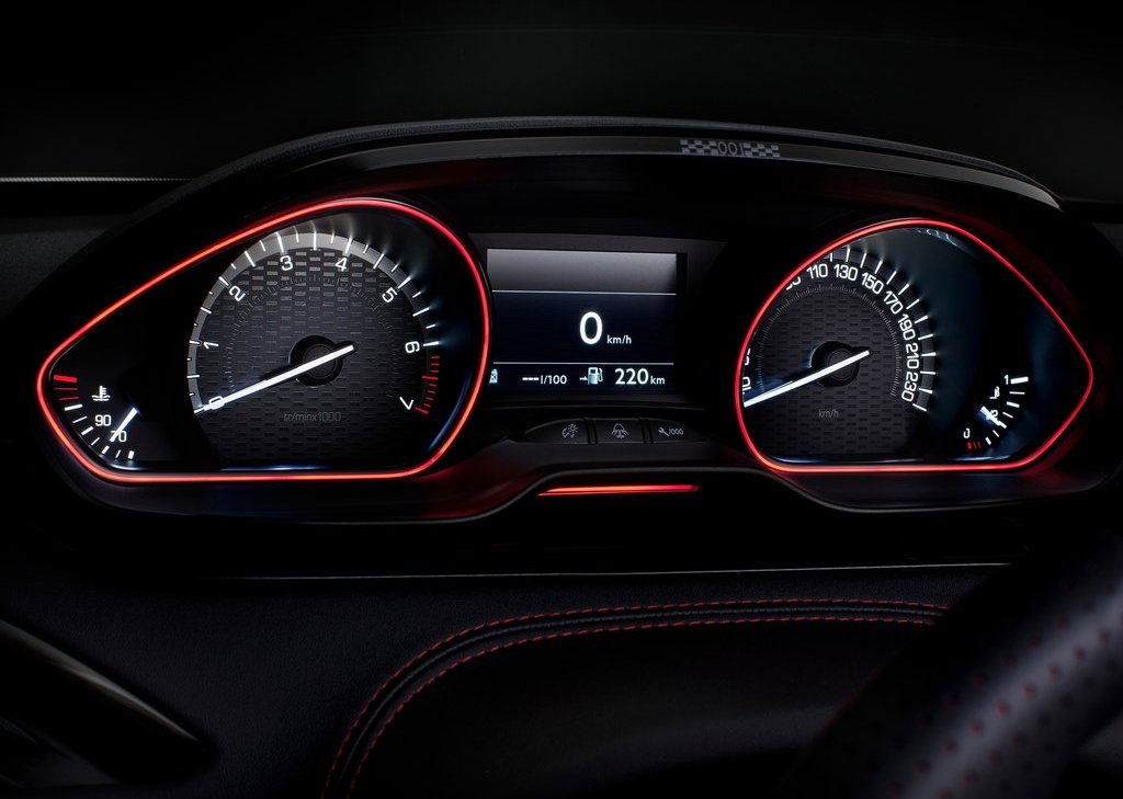 2014 Peugeot 208 GTi Dashboard (Photo 2 of 13)