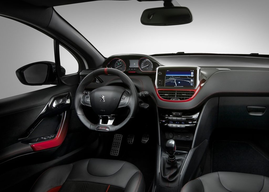 2014 Peugeot 208 GTi Interior (View 7 of 13)