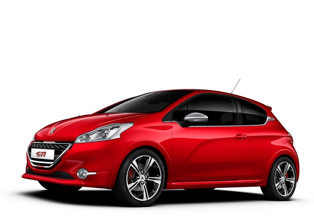2014 Peugeot 208 GTi Red (Photo 10 of 13)