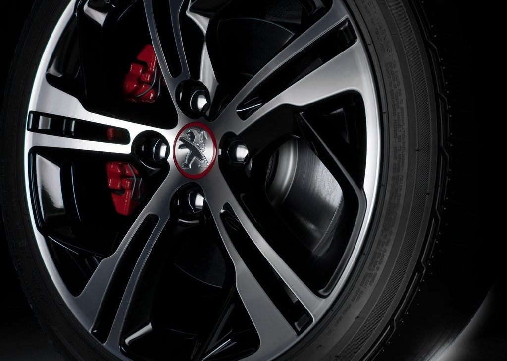 2014 Peugeot 208 GTi Wheels (View 12 of 13)
