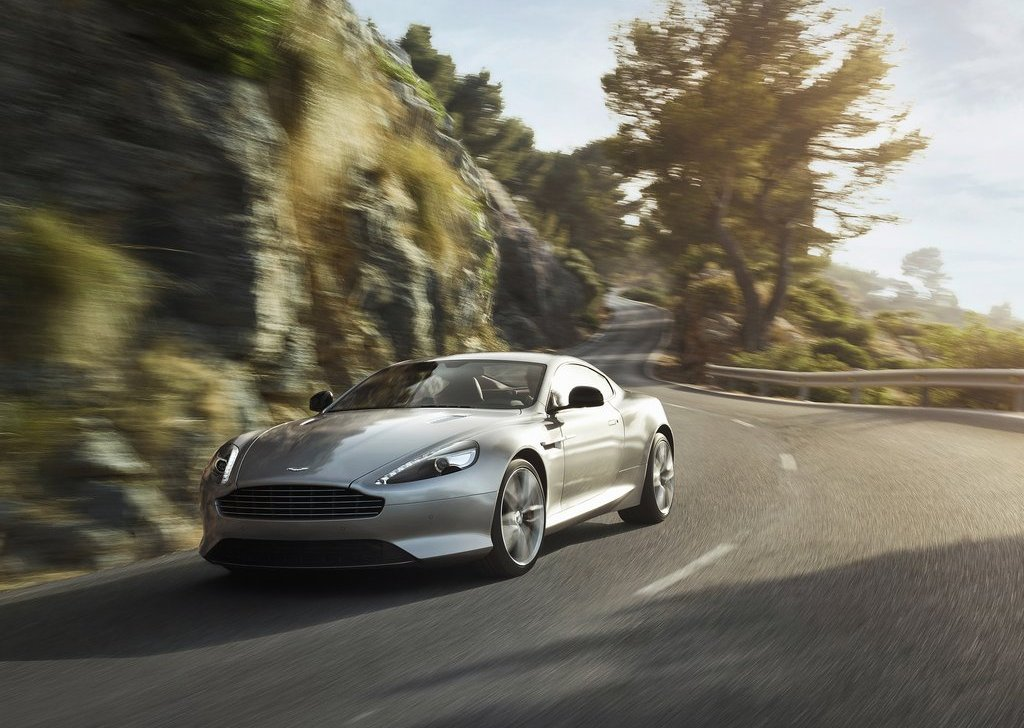 Aston Martin DB9 Front (Photo 2 of 5)