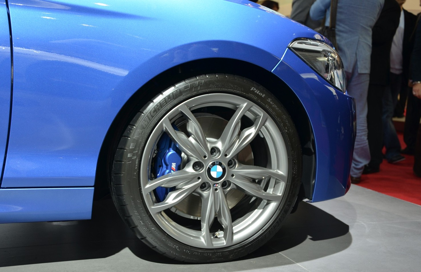 BMW M135i XDrive Wheels (View 7 of 7)