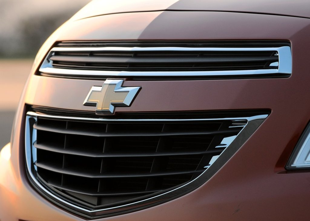 2013 Chevrolet Onix Grille (View 2 of 5)