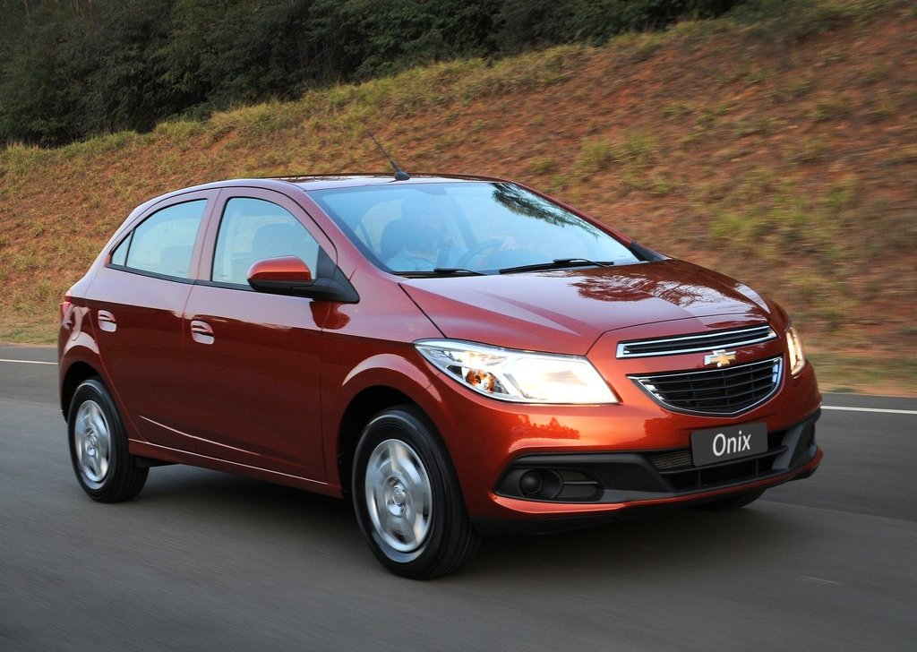 2013 Chevrolet Onix (Photo 5 of 5)