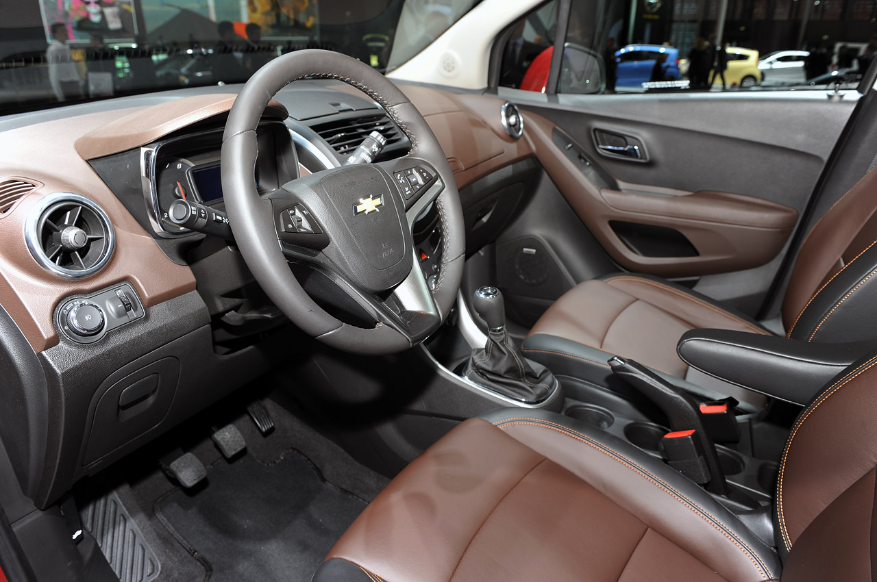 2013 Chevrolet Trax Interior (Photo 4 of 4)