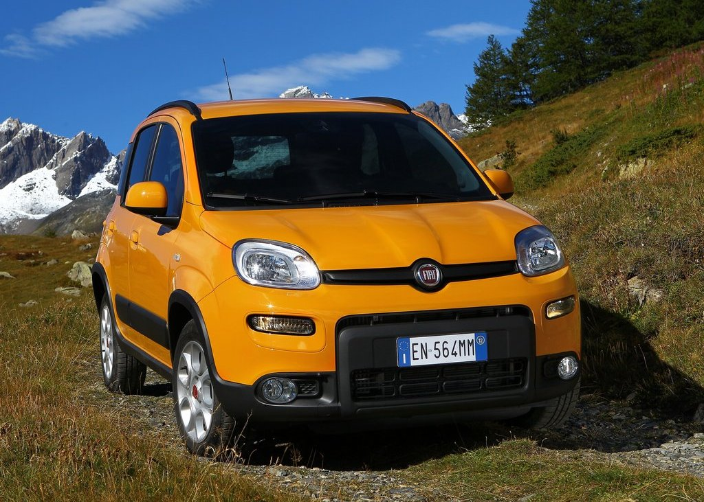 2013 Fiat Panda Trekking Review Pictures Gallery (5 Images)