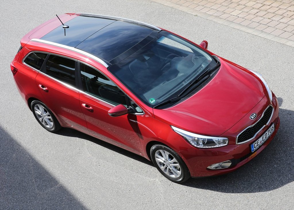 2013 Kia Ceed SW To View (Photo 7 of 8)