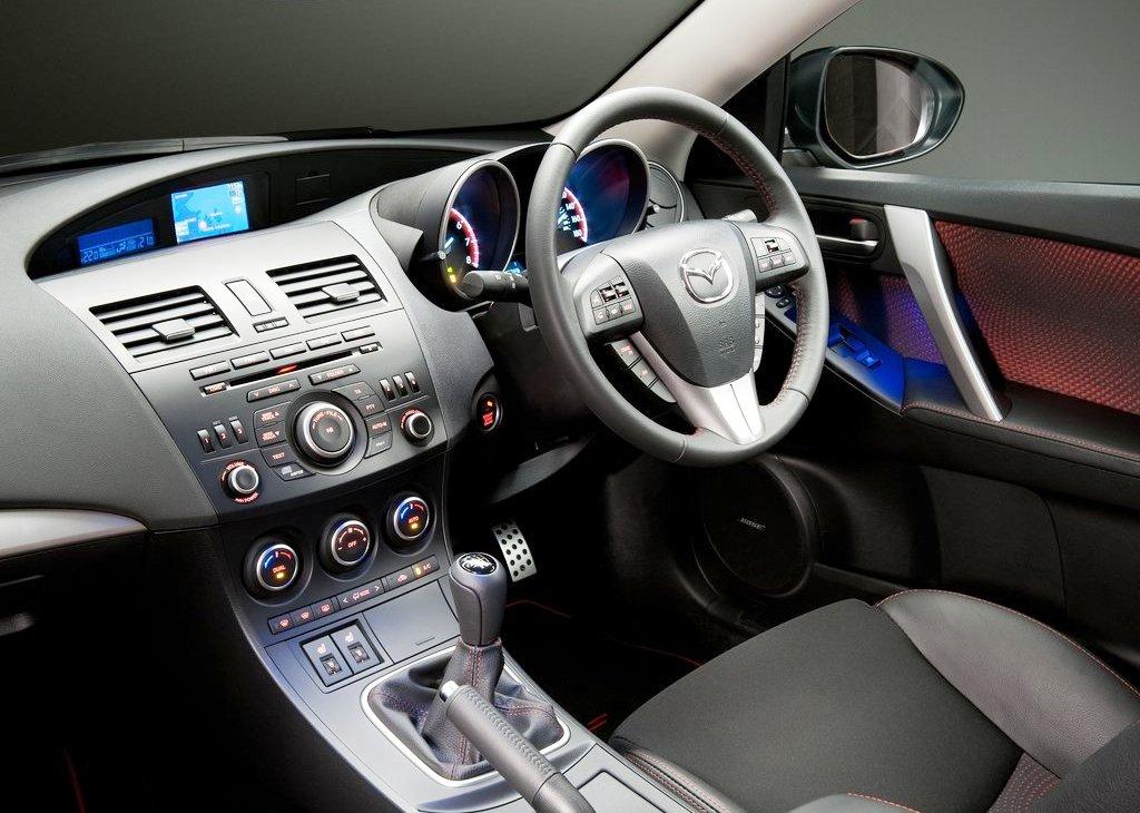 2013 Mazda 3 MPS Interior (View 2 of 6)