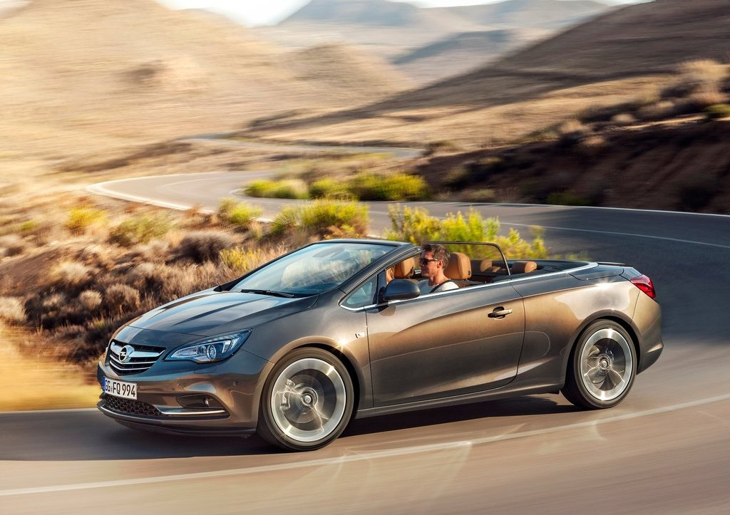 2013 Opel Cascada Exterior (View 1 of 5)