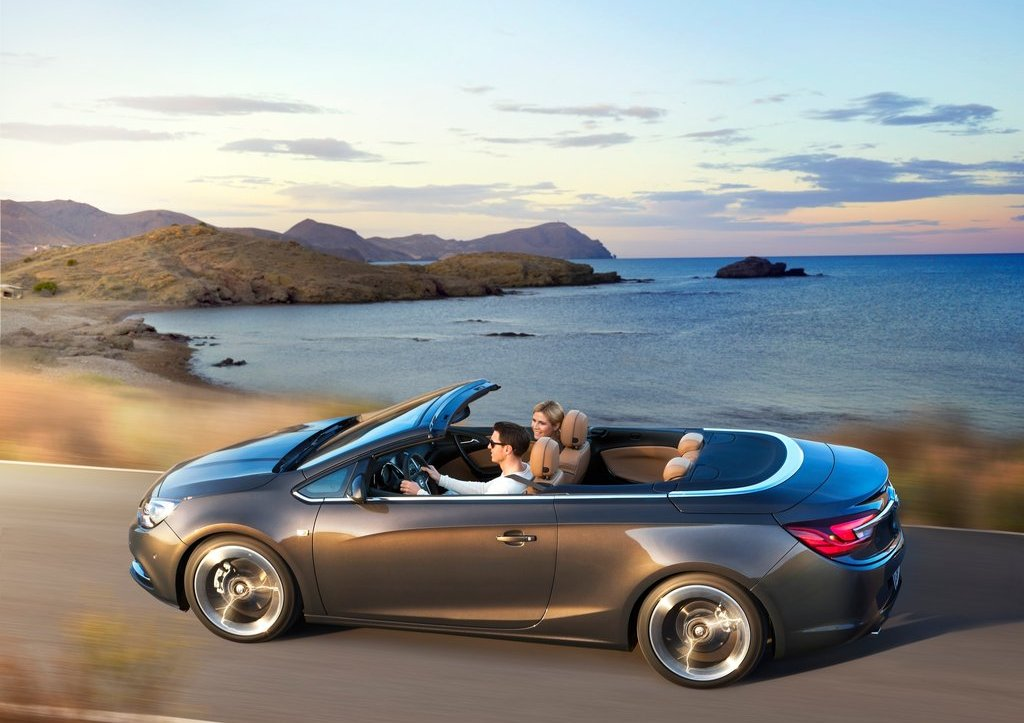 2013 Opel Cascada Side View (View 3 of 5)