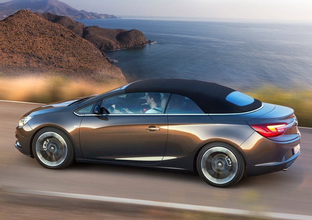 2013 Opel Cascada Side (View 4 of 5)