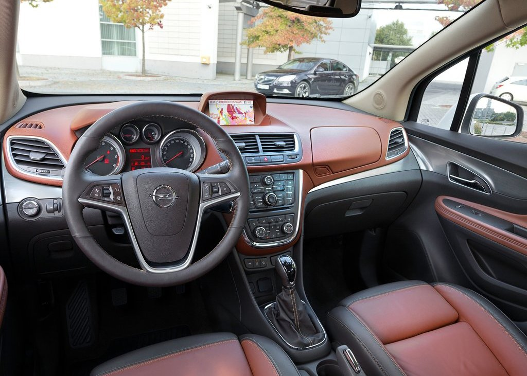 2013 Opel Mokka Interior (View 3 of 5)