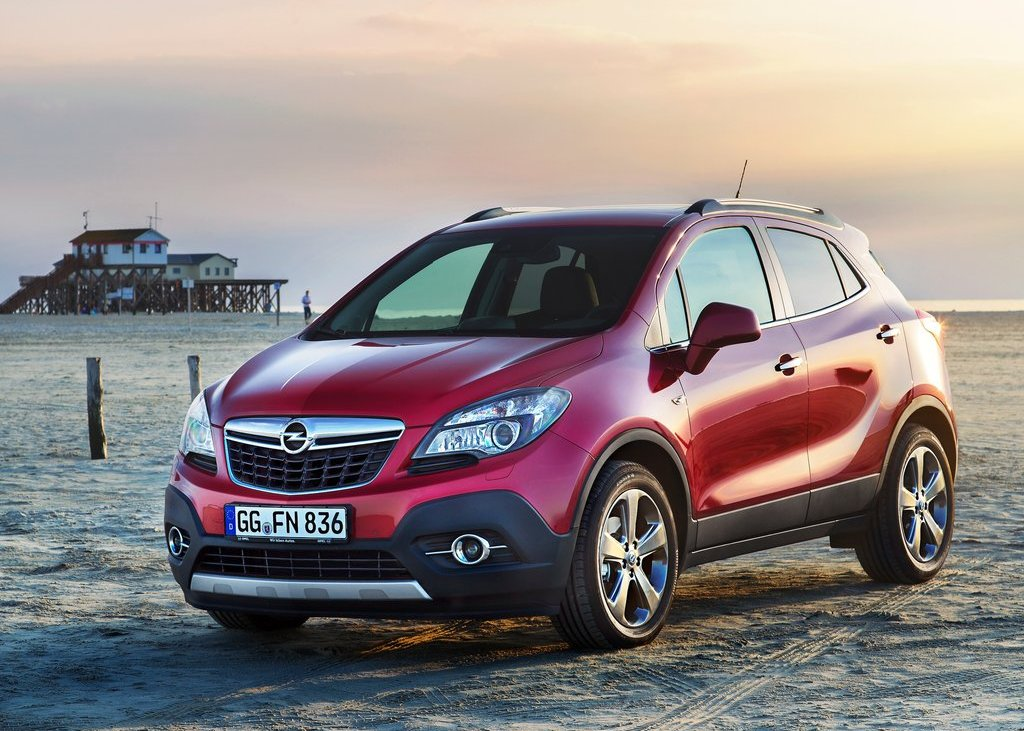 2013 Opel Mokka (View 5 of 5)
