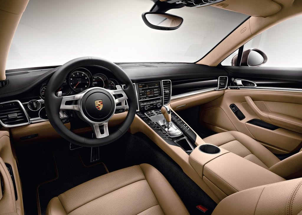 2013 Porsche Panamera Platinum Edition Interior (Photo 2 of 5)