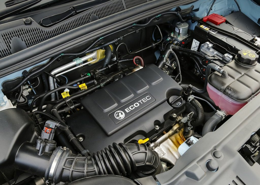 2013 Vauxhall Mokka Engine (View 1 of 6)