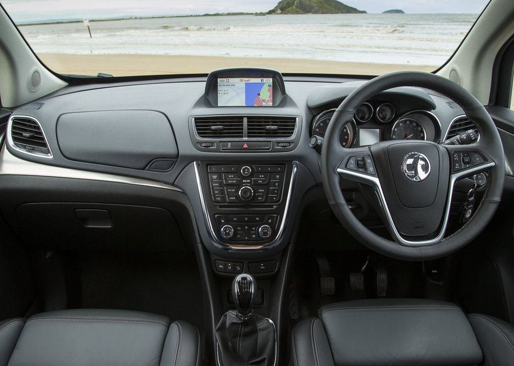 2013 Vauxhall Mokka Interior (View 3 of 6)