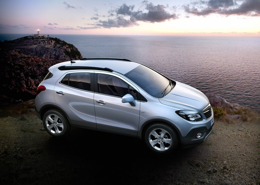 2013 Vauxhall Mokka Side (View 5 of 6)