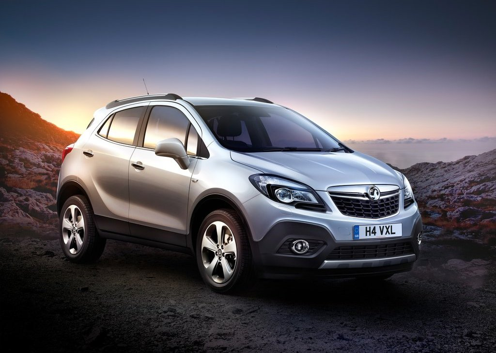 Featured Image of 2013 Vauxhall Mokka Price Review