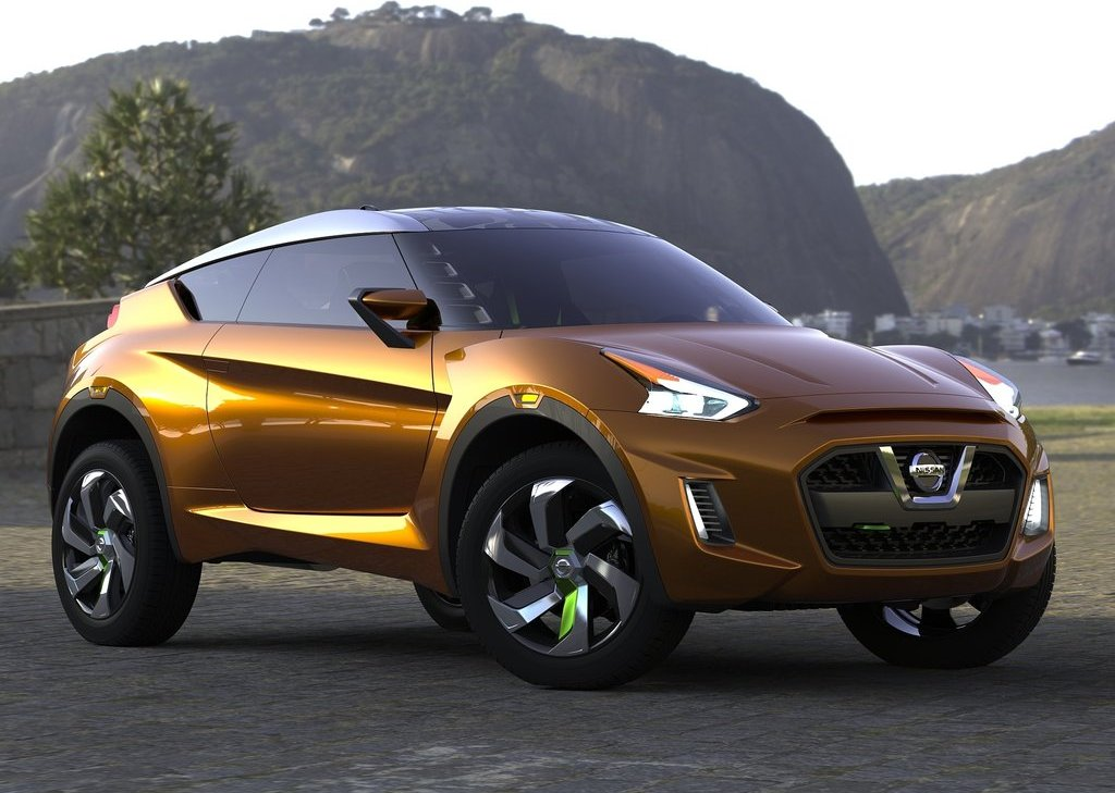 2012 Nissan Extrem Concept (View 5 of 5)