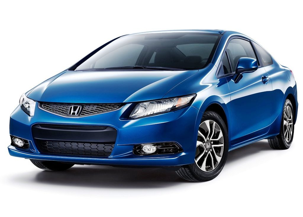 Featured Image of 2013 Honda Civic Coupe Review