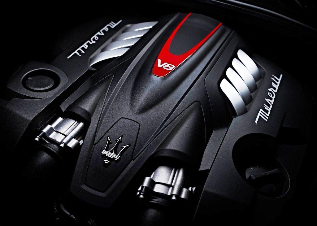 2013 Maserati Quattroporte Engine (View 1 of 6)
