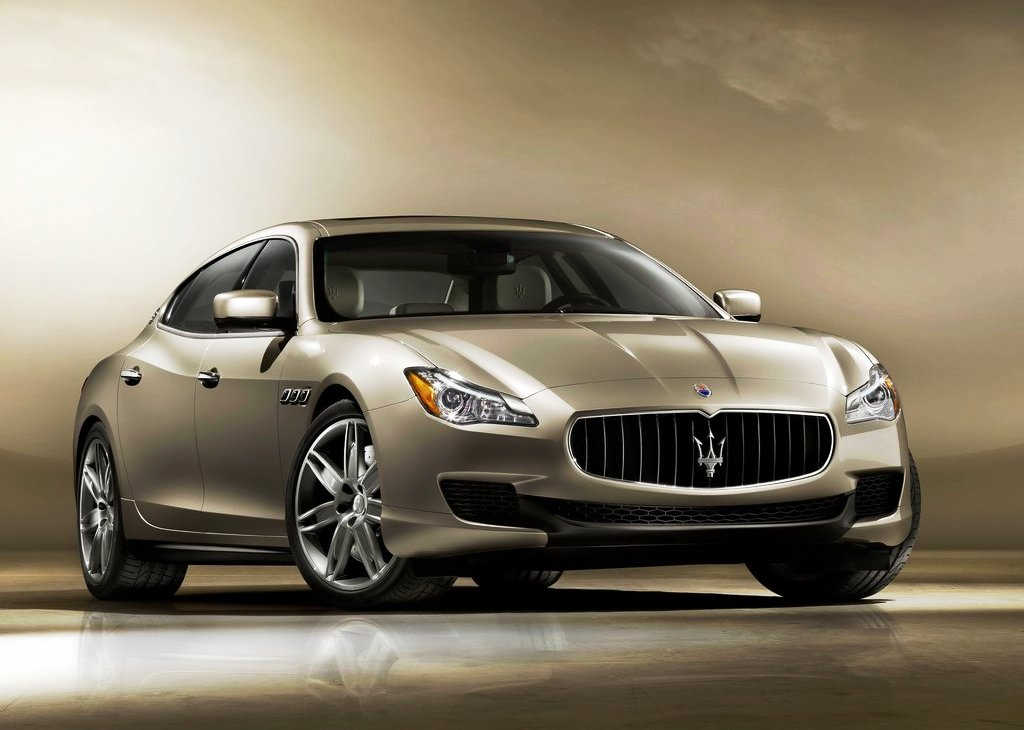 Featured Image of 2013 Maserati Quattroporte Review