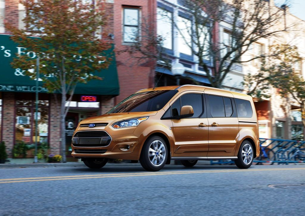 Featured Image of 2014 Ford Transit Connect Wagon Review