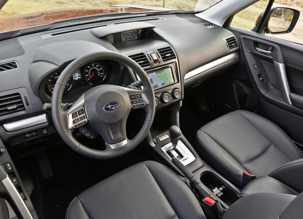 2014 Subaru Forester Interior (View 3 of 6)
