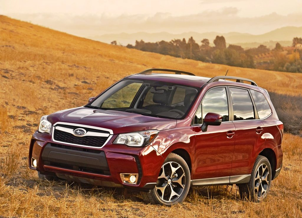 2014 Subaru Forester US Version Pictures Gallery (6 Images)