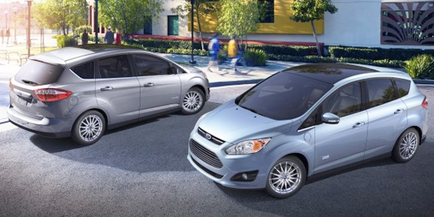 Ford C Max Outperform Toyota Prius V (View 1 of 3)