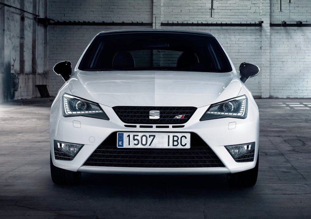 2013 Seat Ibiza Cupra Front View (View 2 of 5)