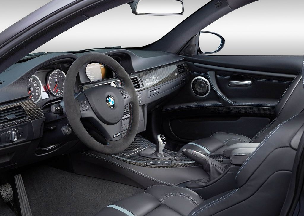 2012 BMW M3 DTM Champion Edition Interior (View 3 of 6)
