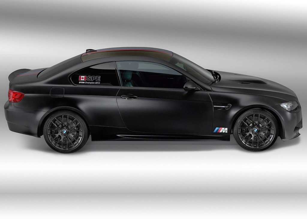 2012 BMW M3 DTM Champion Edition Side View (View 5 of 6)