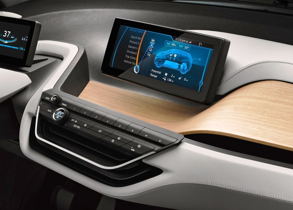 2012 BMW I3 Coupe Feature (Photo 3 of 9)