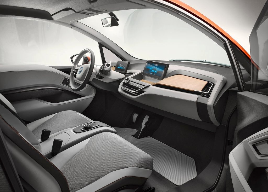 2012 BMW I3 Coupe Interior (Photo 6 of 9)