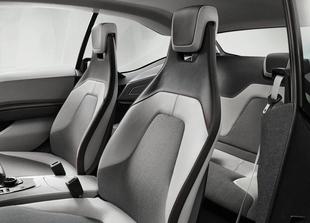 2012 BMW I3 Coupe Seat (Photo 8 of 9)