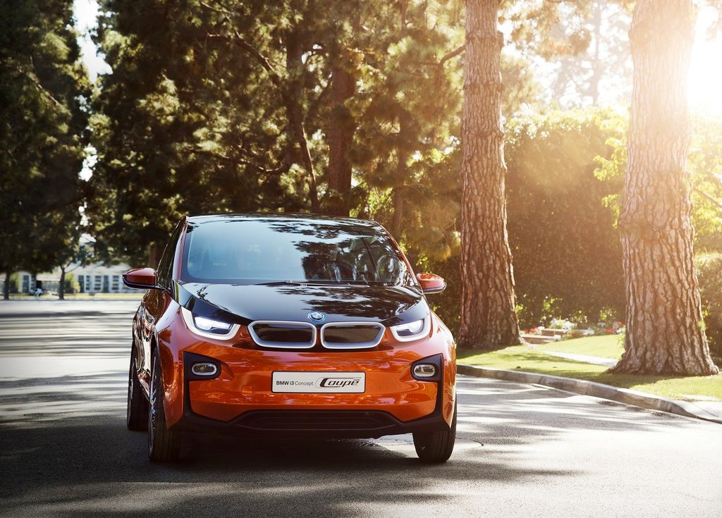 Featured Image of 2012 BMW I3 Coupe Concept Review