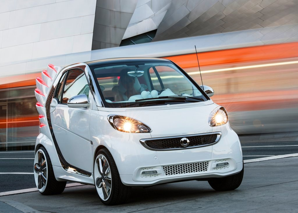 Featured Image of 2012 Smart Forjeremy Concept Review