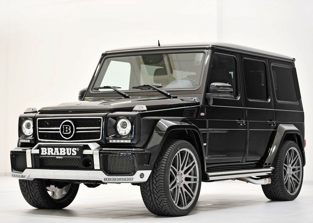 Featured Image of 2013 Brabus B63 620 Widestar Review