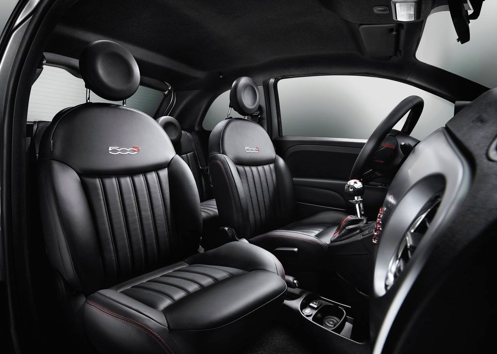 2013 Fiat 500S Seat (Photo 5 of 5)