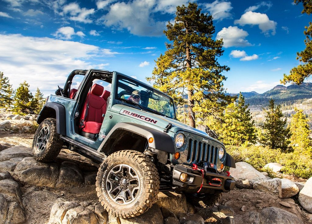2013 Jeep Wrangler Rubicon Anniversary (Photo 2 of 7)
