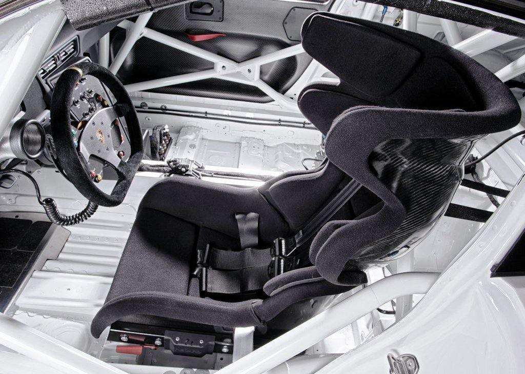 2013 Porsche 911 GT3 Cup Seat (Photo 5 of 7)