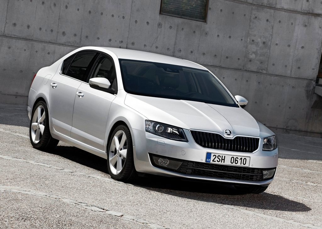 2013 Skoda Octavia (Photo 1 of 4)