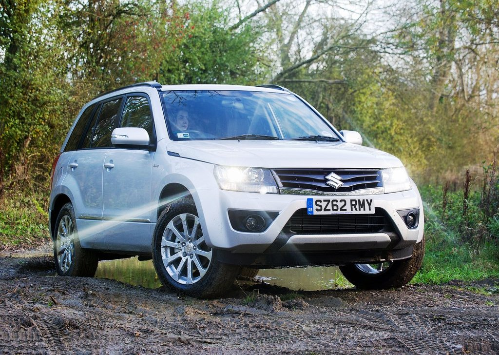 Featured Image of 2013 Suzuki Grand Vitara Review