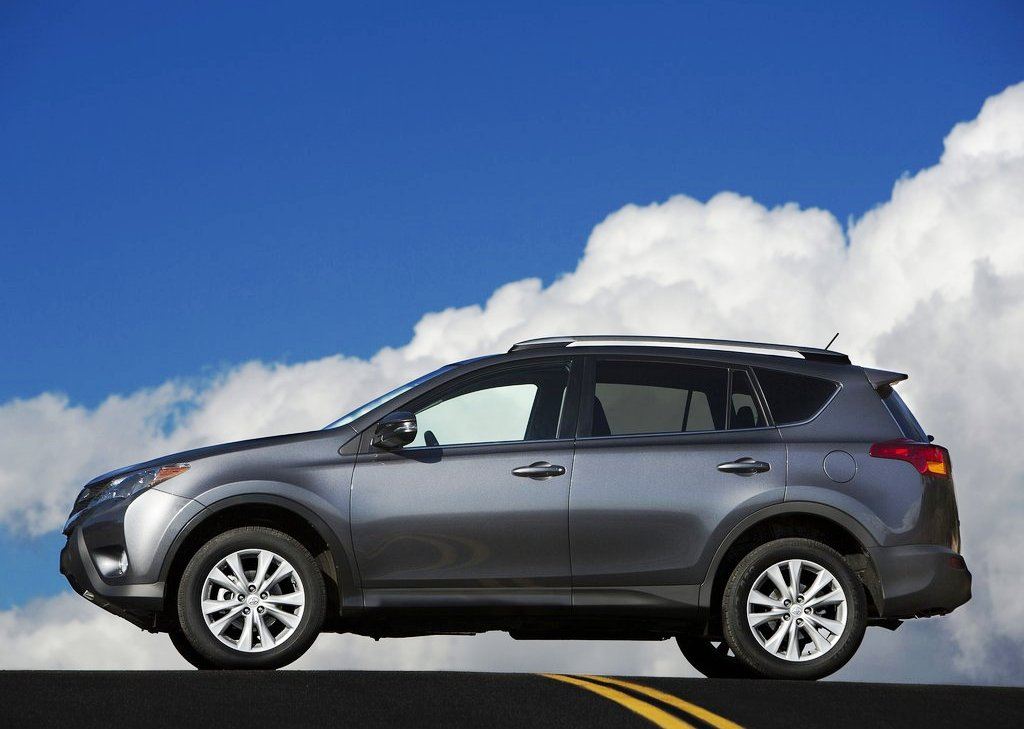 2013 Toyota RAV4 Side View (Photo 7 of 8)