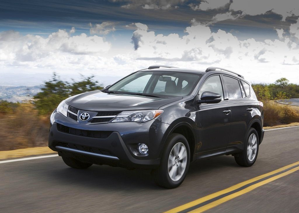 Featured Image of 2013 Toyota RAV4 Review